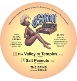 Erezioni The Spins - The Valley Of Temples