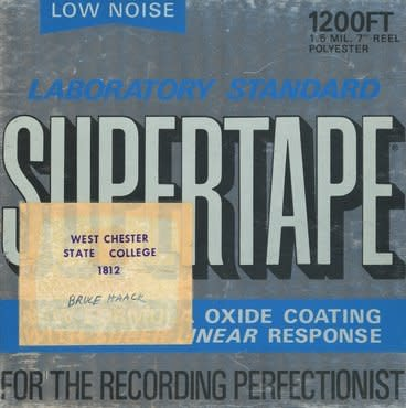 Telephone Explosion Bruce Haack - Preservation Tapes