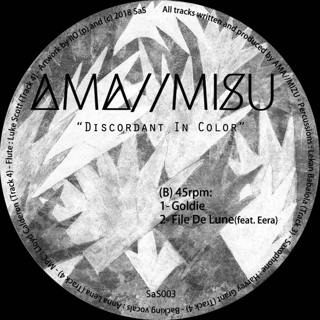 SaS Records AMA//MIZU - Discordant In Colour