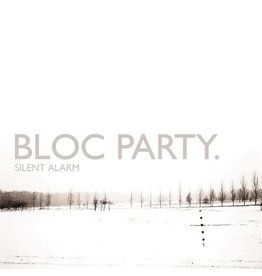 Mercury Records Bloc Party - Silent Alarm