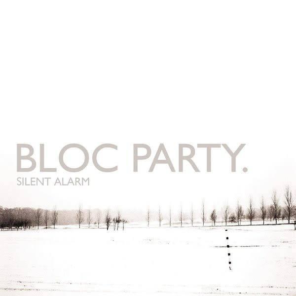 Mercury Records Bloc Party - Silent Alarm