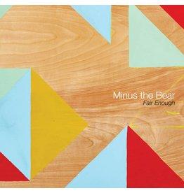 Suicide Squeeze Minus The Bear - Fair Enough (Coloured Vinyl)
