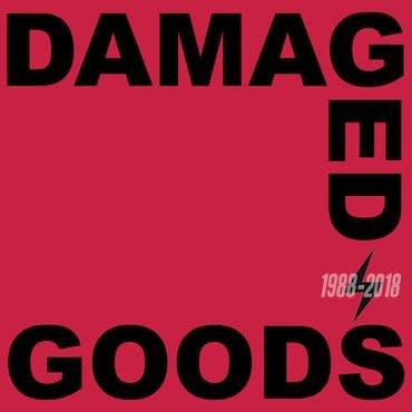 Damaged Goods Various - Damaged Goods 1988-2018