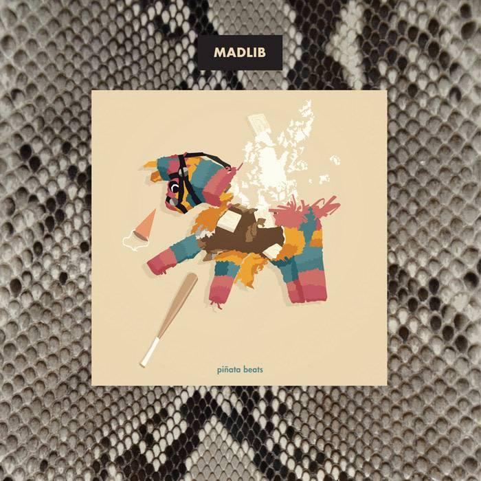 Madlib Invazion Madlib - Pinata Beats