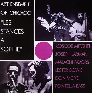 Soul Jazz Records Art Ensemble of Chicago - Les Stances à Sophie