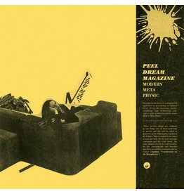 Slumberland Records Peel Dream Magazine - Modern Meta Physic