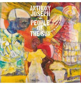 Heavenly Sweetness Records Anthony Joseph - People Of The Sun