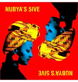 Jazz Re:freshed Nubyia Garcia - Nubya's 5ive