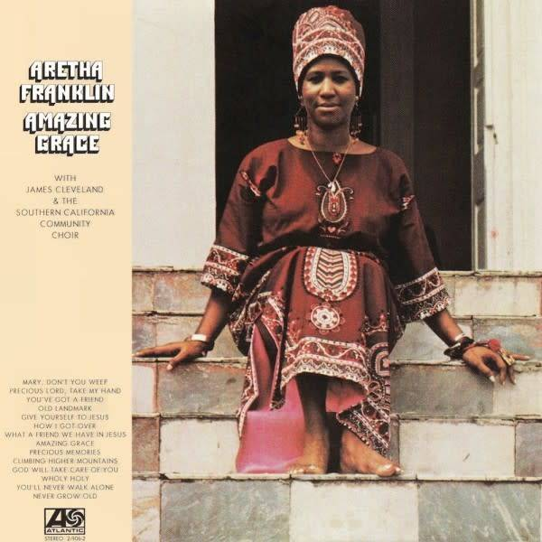 Rhino Aretha Franklin - Amazing Grace