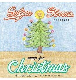 Asthmatic Kitty Records Sufjan Stevens - Songs for Christmas