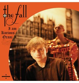 Beggars Banquet Records The Fall - I Am Kurious Oranj (Coloured Vinyl)