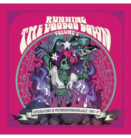 Tad Records Various - Running The Voodoo Down Vol.2