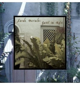 Ba Da Bing Sarah Davachi - Gave in Rest
