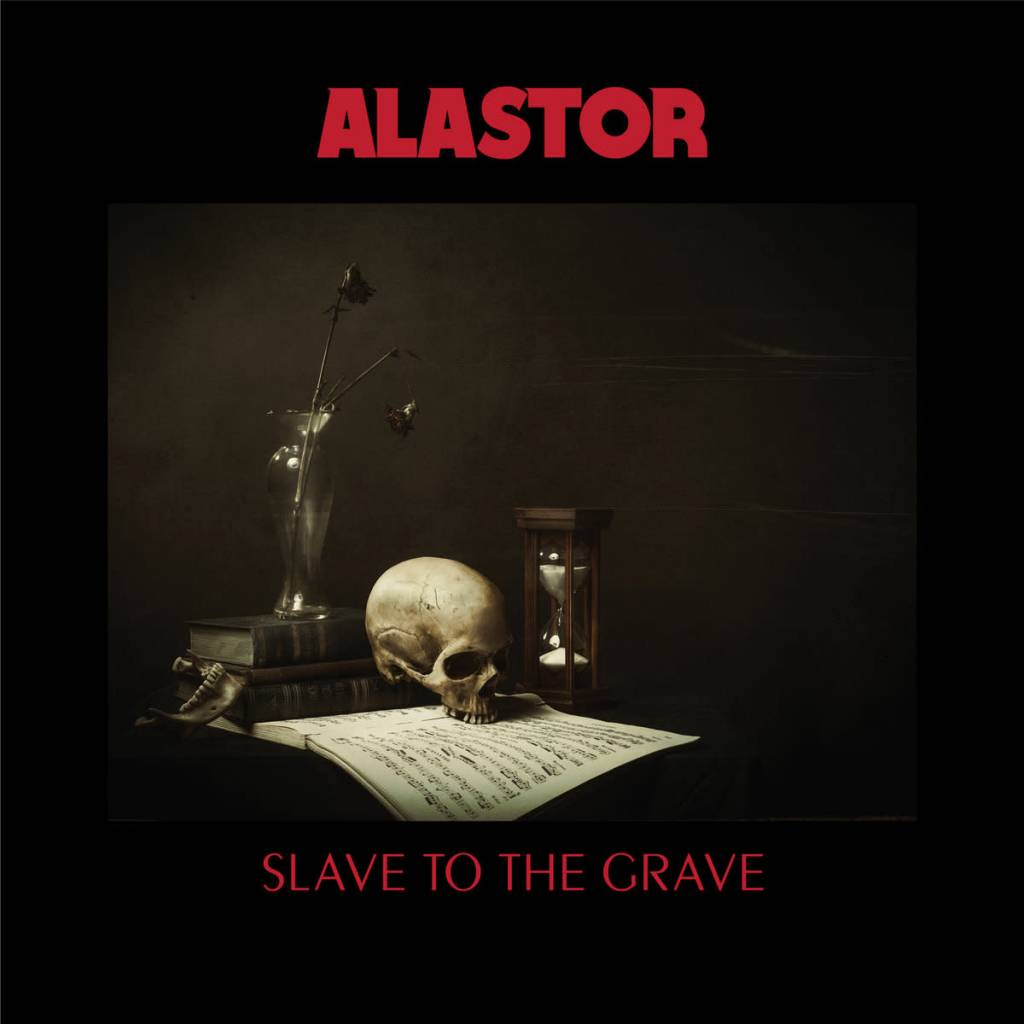 Riding Easy Records Alastor - Slave To The Grave (Coloured Vinyl)