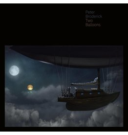 Erased Tapes Peter Broderick - Two Balloons