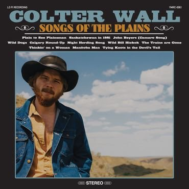 Young Mary's Record Co Colter Wall - Songs Of The Plains