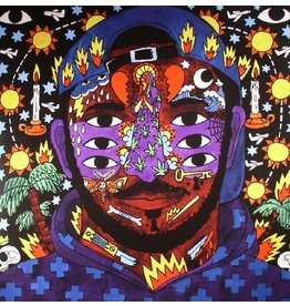 XL Recordings Kaytranada - 99.9%