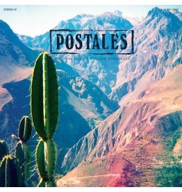 Colemine Records Los Sospechos - Postales Soundtrack