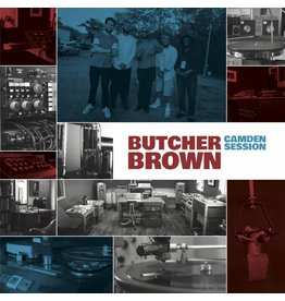 Gearbox Butcher Brown - Camden Session