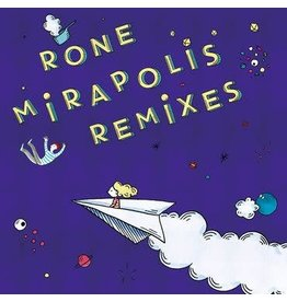 Infiné Rone - Mirapolis Remixes