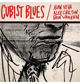 Light In The Attic Alan Vega, Alex Chilton, Ben Vaughn - Cubist Blues