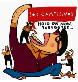 Witchita Records Los Campesinos! - Hold On Now, Youngster…