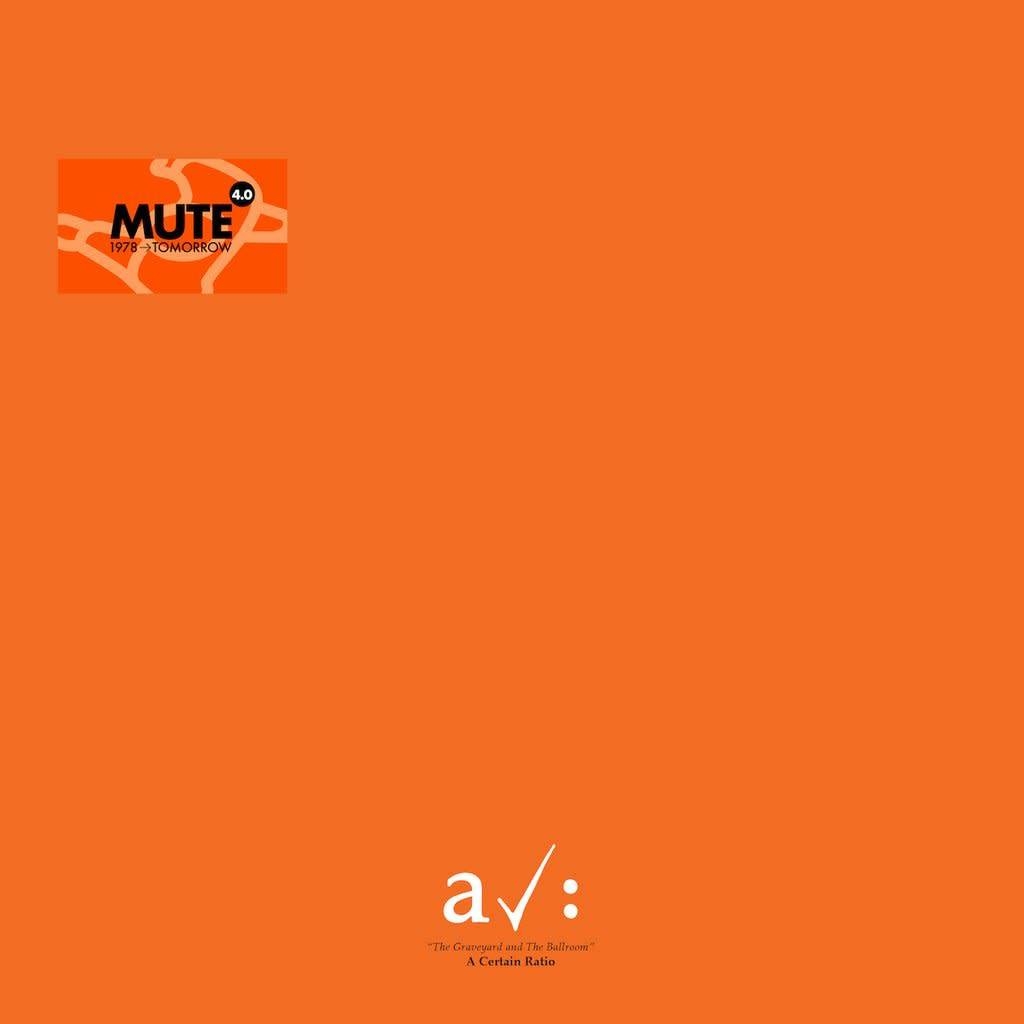 Mute Records A Certain Ratio - The Graveyard And The Ballroom