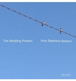 Hatch Records The Wedding Present - Huw Stephens Sessions
