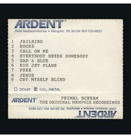 Sony Music Entertainment Primal Scream - Give Out But Don't Give Up: The Original Memphis Recordings
