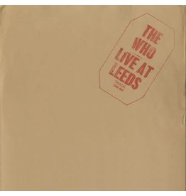UMC The Who - Live At Leeds (Half Speed Mastered)