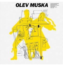 Frotee Olev Muska - Laulik-Elektroonik - Explorations In Estonian Electronic Folk Music 1979-1983 LP