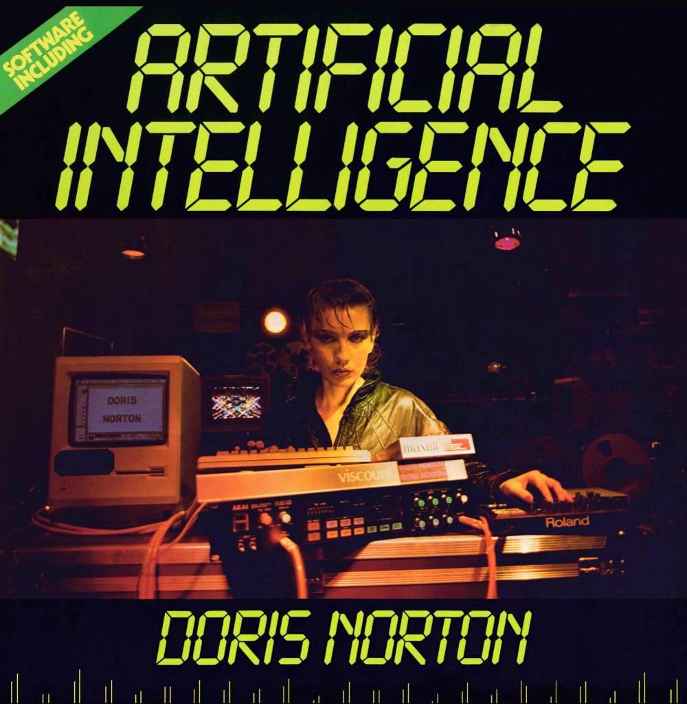Mannequin Doris Norton - Artificial Intelligence