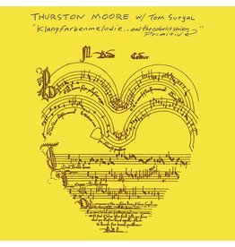 Glass Modern Thurston Moore - Klangfarbenmelodie.. And The Colorist Strikes Primitiv
