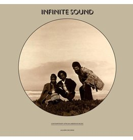 Aguirre Infinite Sound - Contemporary African-Amerikan Music