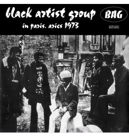 Aguirre Black Artist Group - In Paris, Aries 1973