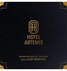 Invada Records Cliff Martinez - Hotel Artemis OST (Coloured Vinyl)