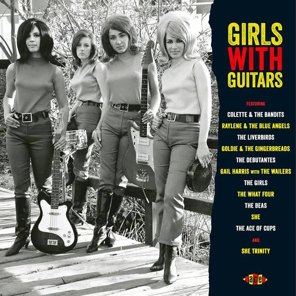 ¿Qué Estás Escuchando? - Página 5 Ace-records-various-girls-with-guitars-red-vinyl