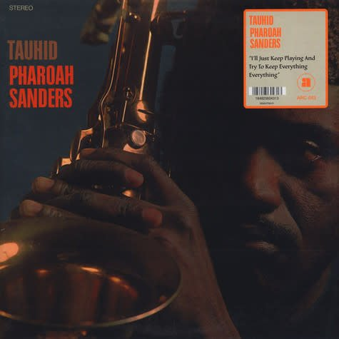 Anthology Recordings Pharoah Sanders - Tauhid