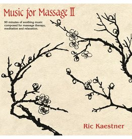 Sifted Sand Records Ric Kaestner - Music For Massage II
