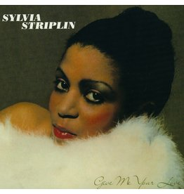Expansion Records Sylvia Striplin	 - Give Me Your Love