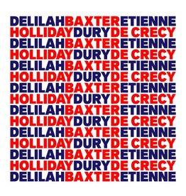 PIAS Baxter Dury & Etienne de Crécy & Delilah Holliday - B.E.D