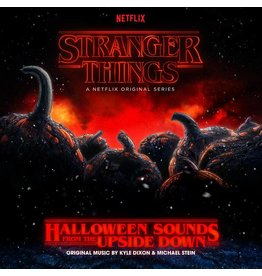 Invada Records Kyle Dixon & Michael Stein - Stranger Things: Halloween Sounds From the Upside Down (Coloured Vinyl)