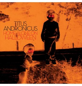Merge Records Titus Andronicus - Home Alone on Halloween