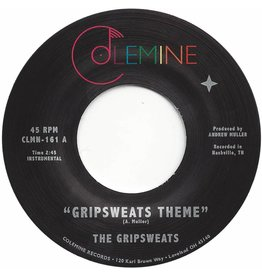 Colemine Records The Gripsweats - Gripsweats Theme / Intermission