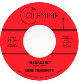 Colemine Records Ikebe Shakedown - Assassin / View From Above