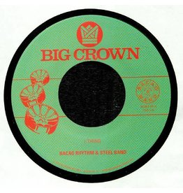 Big Crown Bacao Rhythm & Steel Band  - 1 Thing / Hoola Hoop