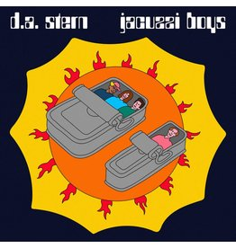 Slumberland Records D.A. Stern / Jacuzzi Boys - Nosh Lately?