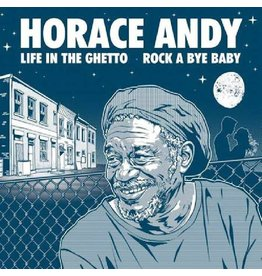 Ariwa Sounds Horace Andy	- Life In The Ghetto