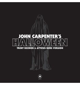 Sacred Bones Records Trent Reznor & Atticus Ross - Halloween Theme (Remixes)