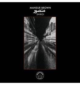 Black Focus Mansur Brown - Shiroi